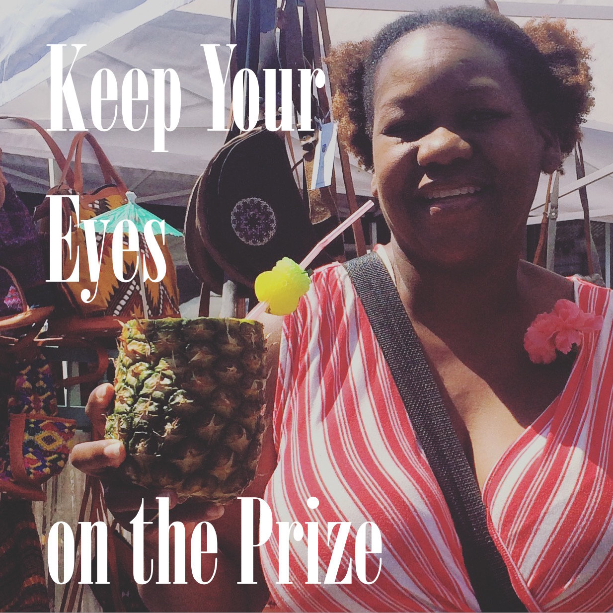 The FEMININE PRONOUN series # 16: Keep Your Eyes on the Prize