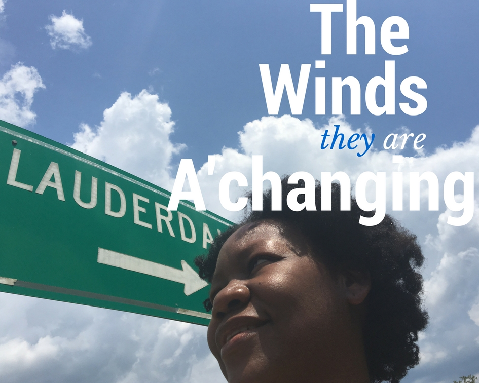 The feminine Pronoun Series #24: The Winds They Are A'changing