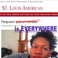 ferguson is everywhere