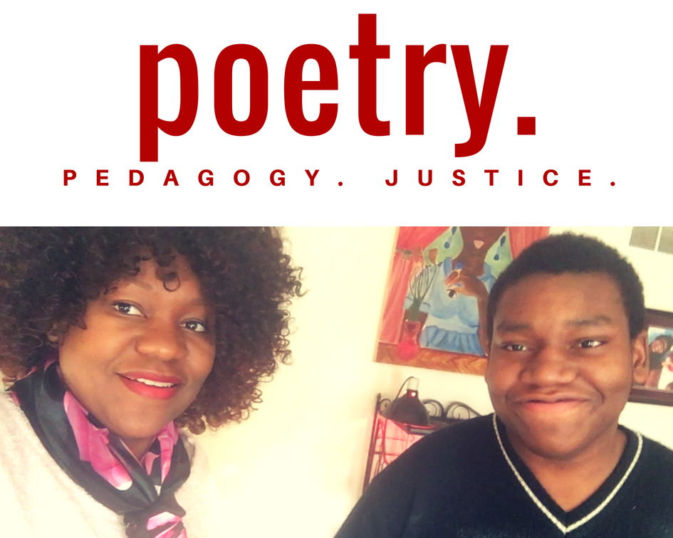 The Feminine Pronoun Series: Poetry. Pedagogy. Justice. (No. 30)